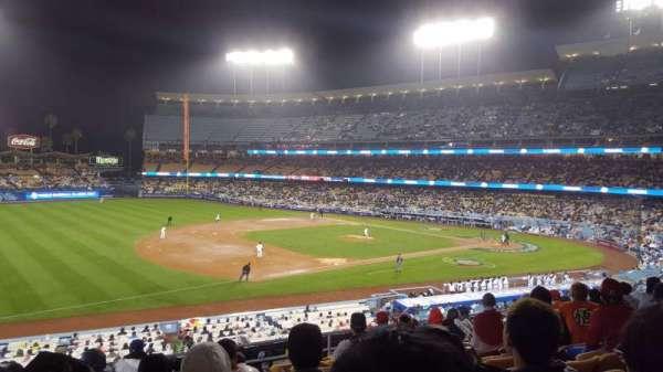 Dodger Stadium, section: 147LG, row: E, seat: 7