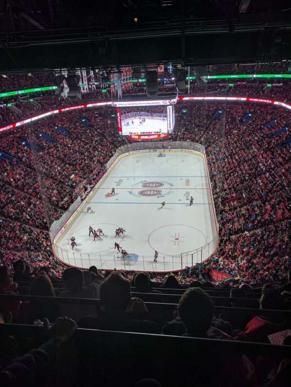 Centre Bell, section: 327, row: A, seat: 12