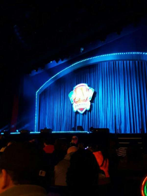 Hulu Theater at Madison Square Garden, section: 102, row: N, seat: 7