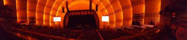 Radio City Music Hall, section: 1st mezzanine 3, row: A, seat: 303
