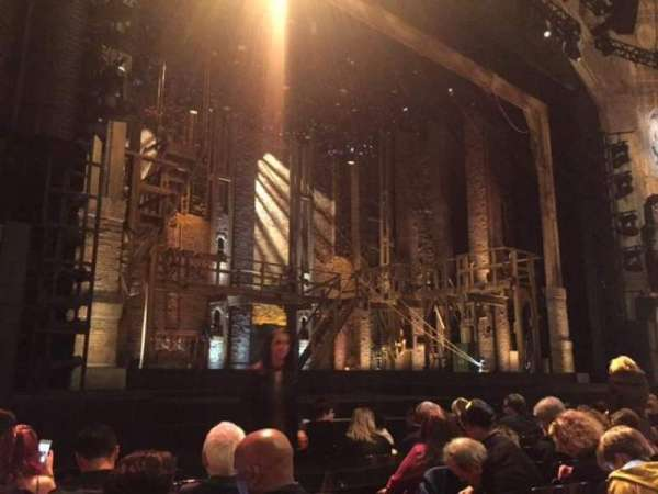Orpheum Theatre (San Francisco), section: Orchestra L, row: H, seat: 5