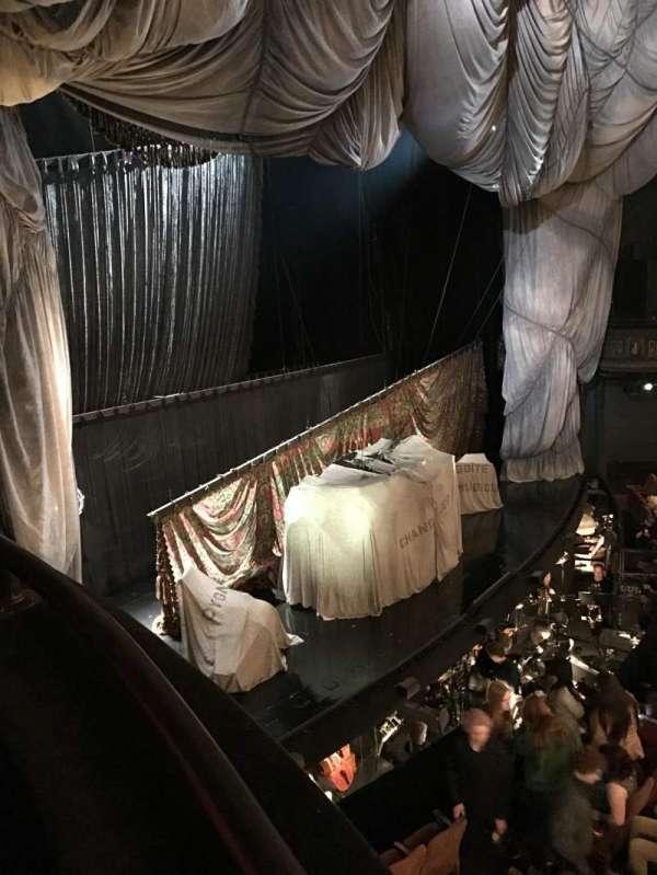 Majestic Theatre, section: Box F, seat: 50
