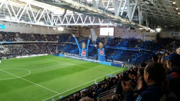Tele2 Arena, section: B305, row: 15, seat: 241