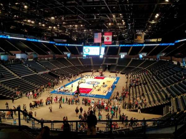 Nassau Veterans Memorial Coliseum, section: 231, row: 5, seat: 8