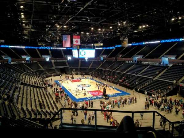 Nassau Veterans Memorial Coliseum, section: 236, row: 5, seat: 1