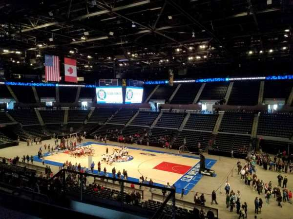Nassau Veterans Memorial Coliseum, section: 240, row: 5, seat: 6