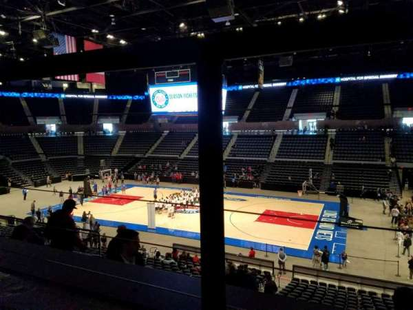Nassau Veterans Memorial Coliseum, section: 201, row: 1, seat: 9