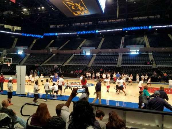 Nassau Veterans Memorial Coliseum, section: 2, row: 5, seat: 10
