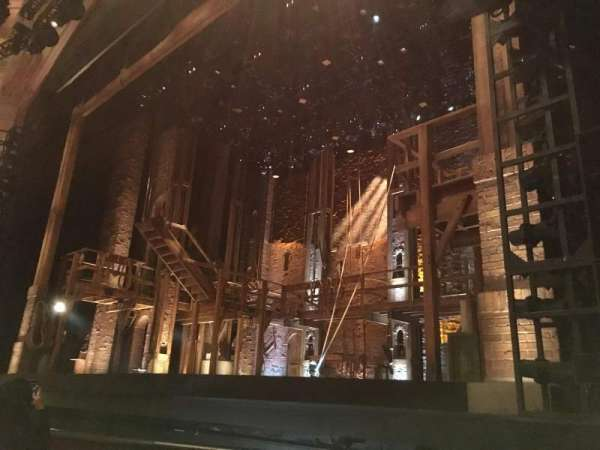 Orpheum Theatre (San Francisco), section: Orchestra R, row: D, seat: 6