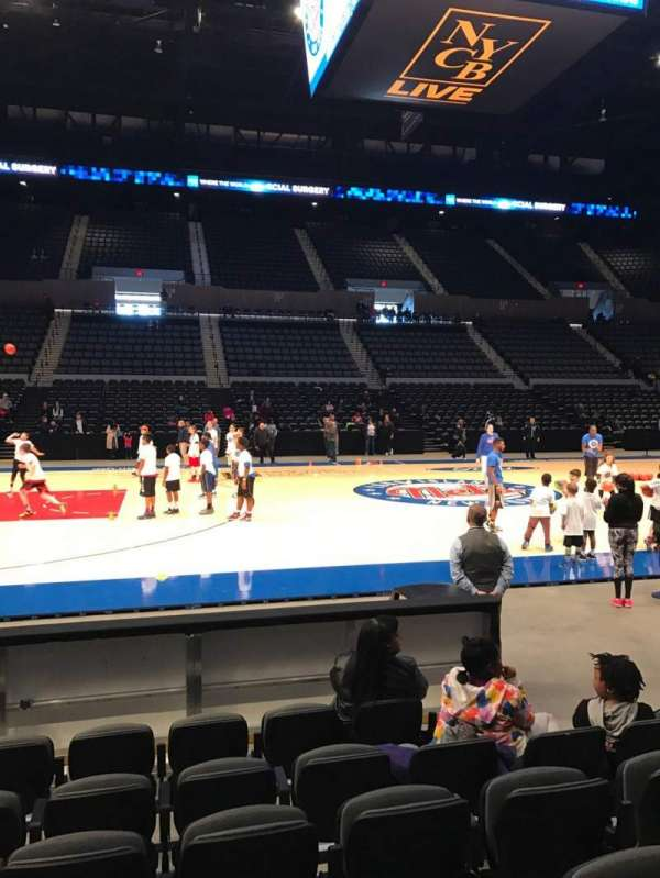 Nassau Veterans Memorial Coliseum, section: 4, row: 5, seat: 5