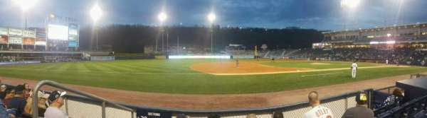 PNC Field, section: 27, row: 4, seat: 15