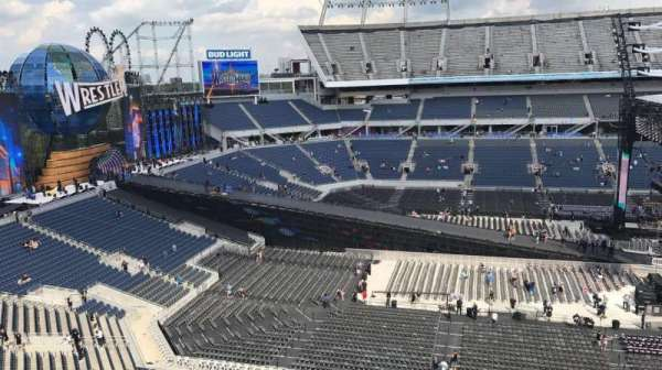 Camping World Stadium, section: 237, row: K, seat: 13