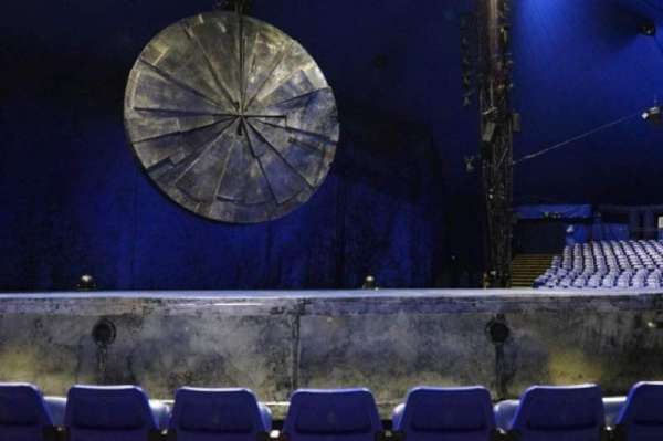 Cirque Du Soleil - Luzia, section: 102, row: B, seat: 8