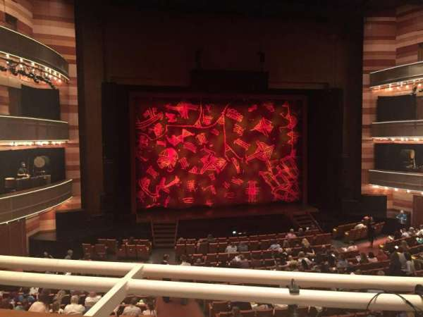 Eccles Theater, section: 1TL, row: A, seat: 104