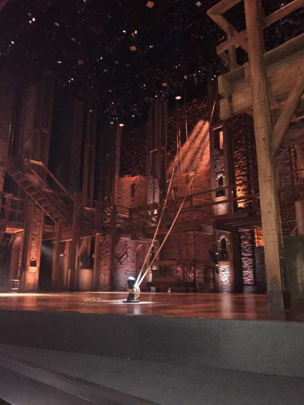 Orpheum Theatre (San Francisco), section: Orchestra R, row: E, seat: 10
