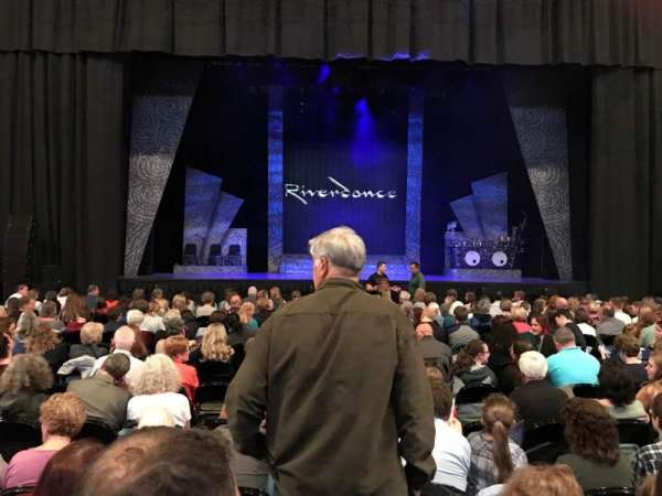 John Paul Jones Arena, section: 108, row: D, seat: 15