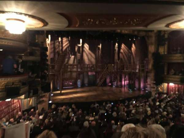 Richard Rodgers Theatre, section: Orchestra L, row: R, seat: 21