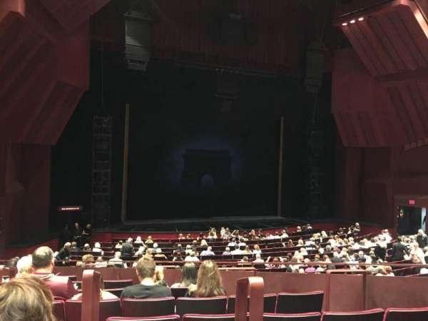 Segerstrom Hall, section: Orchestra terrace, row: H, seat: 102