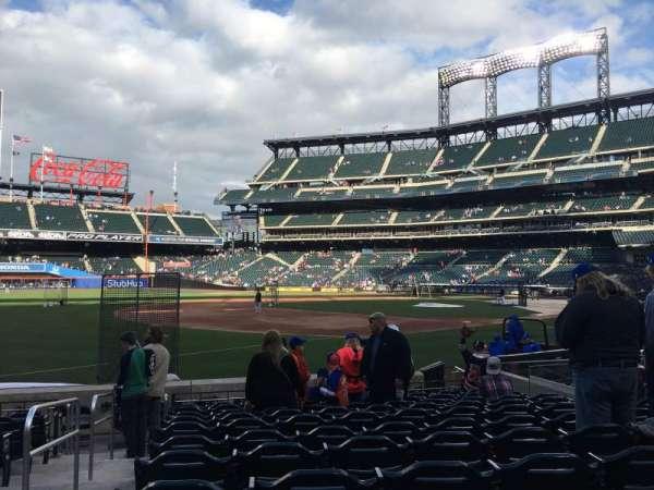 Citi Field, section: 125, row: 7, seat: 17