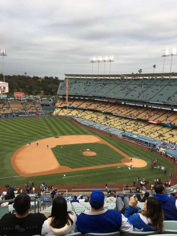 Dodger Stadium, section: 131LG, row: 16, seat: 2