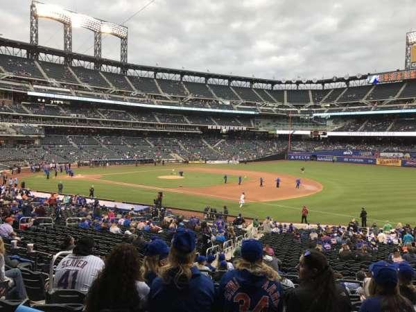 Citi Field, section: 110, row: 29, seat: 5