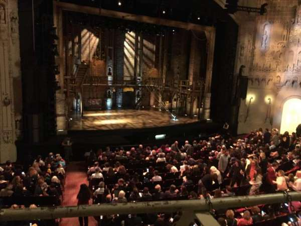 Orpheum Theatre (San Francisco), section: Loge L, row: A, seat: 1