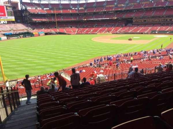 Busch Stadium, section: 167, row: 29, seat: 25