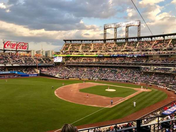 Citi Field, section: 331, row: 3, seat: 23