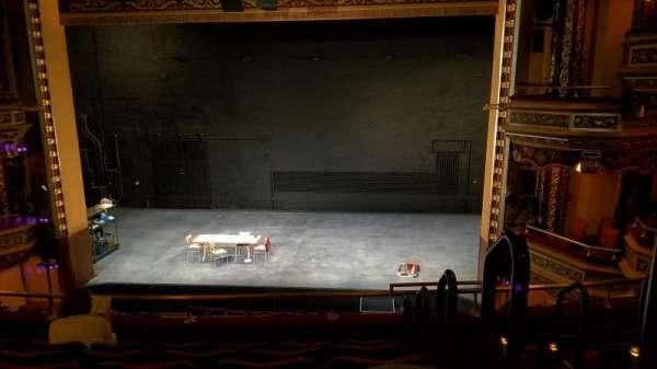 Belasco Theatre, section: Mezzanine, row: F, seat: 113