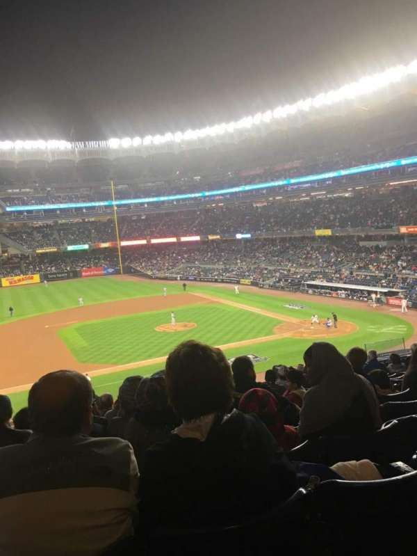 Yankee Stadium, section: 225, row: 13, seat: 18