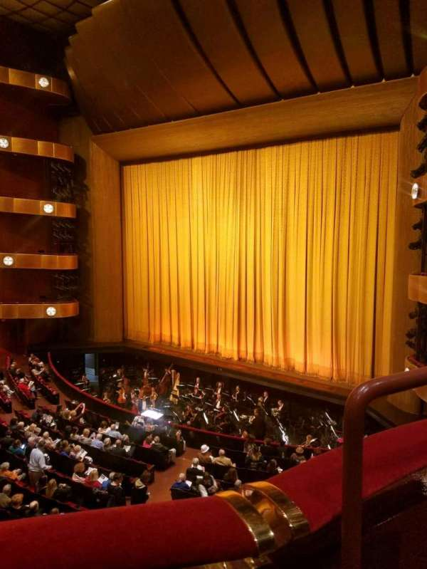 David H. Koch Theater, section: 2 ring, row: A, seat: 36