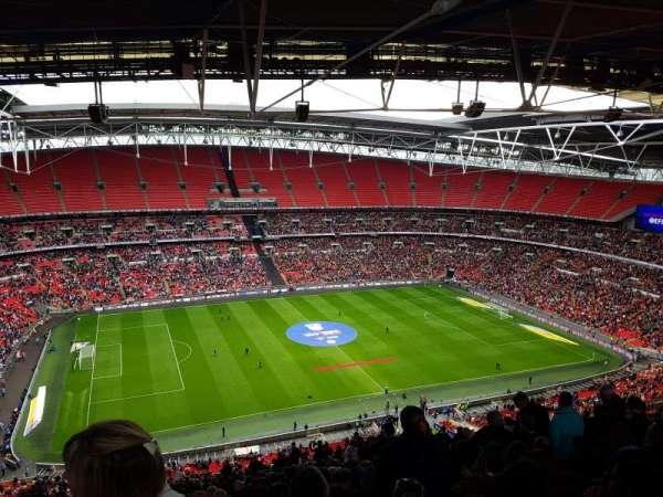 Wembley Stadium, section: 503, row: 35