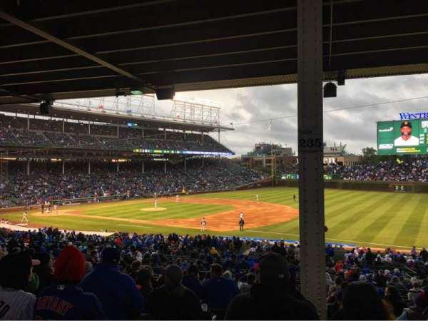 Wrigley Field, section: 228, row: 13, seat: 2