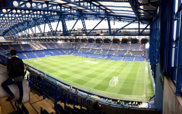 Stamford Bridge, section: West Stand Upper 1, row: 11, seat: 4
