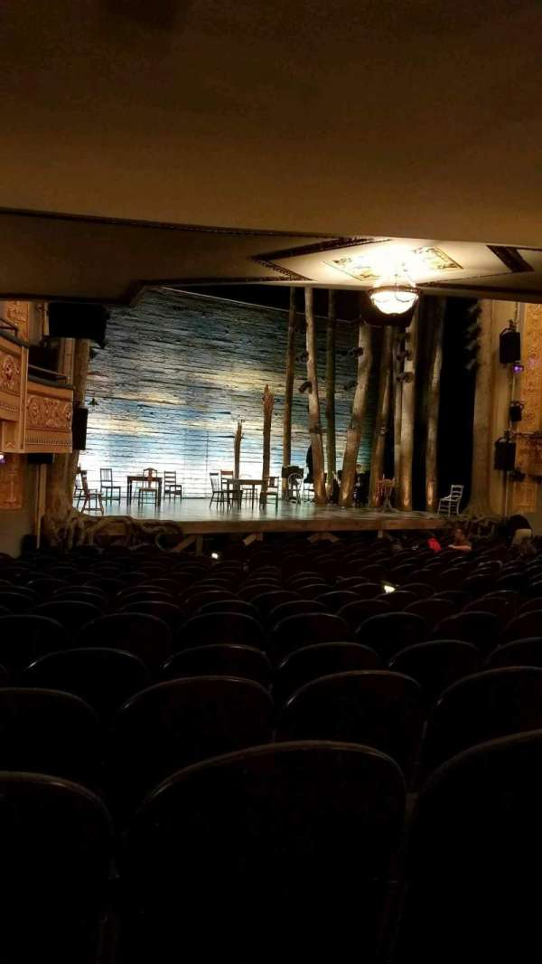 Gerald Schoenfeld Theatre, section: Orchestra L, row: Q, seat: 23
