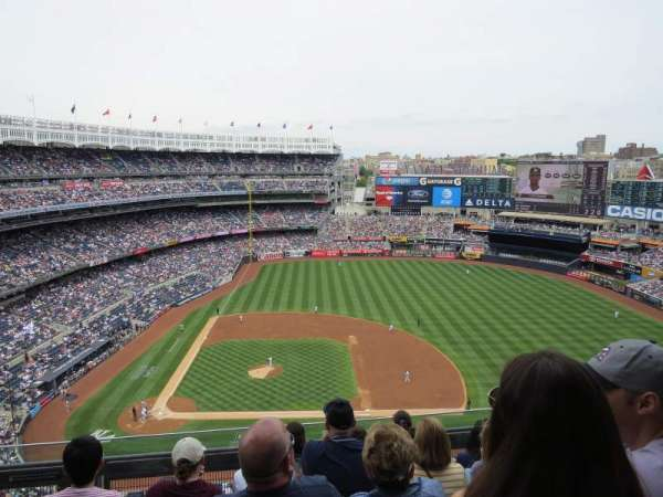 Yankee Stadium, section: 416, row: 5, seat: 16