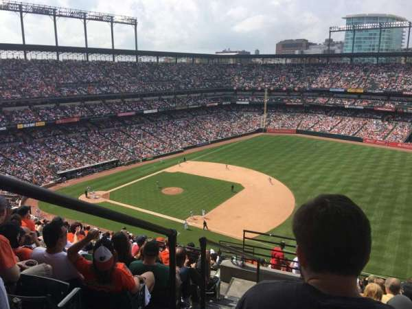 Oriole Park at Camden Yards, section: 312, row: 19, seat: 22