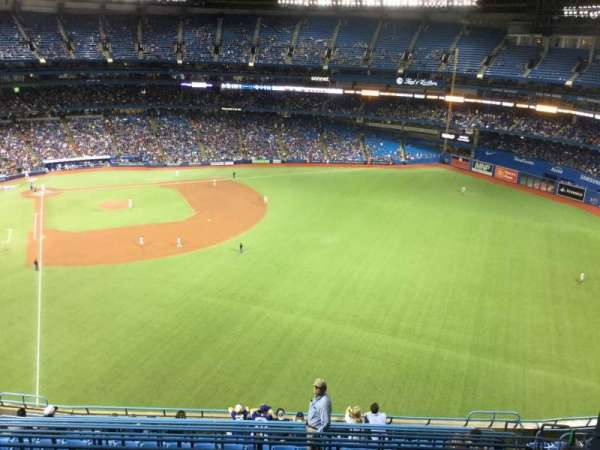 Rogers Centre, section: Hotel