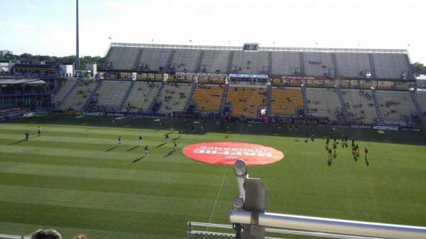 Mapfre Stadium, section: 206, row: 7, seat: 4