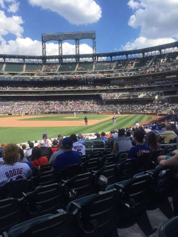 Citi Field, section: 128, row: 13, seat: 10