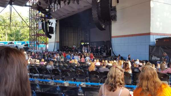 Riverbend Music Center, section: 600, row: S, seat: 647