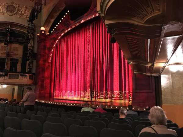 Shubert Theatre, section: Orchestra R, row: K, seat: 25