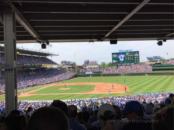 Wrigley Field, section: 225, row: 14, seat: 6