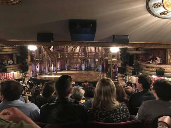 Richard Rodgers Theatre, section: Orchestra R, row: V, seat: 6