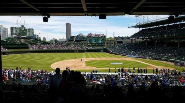Wrigley Field, section: 213, row: 14, seat: 2