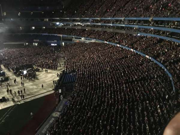 Rogers Centre, section: 524, row: 1