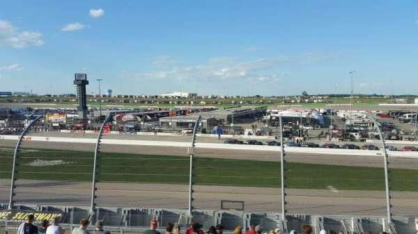 Iowa Speedway, section: 105, row: 13, seat: 13