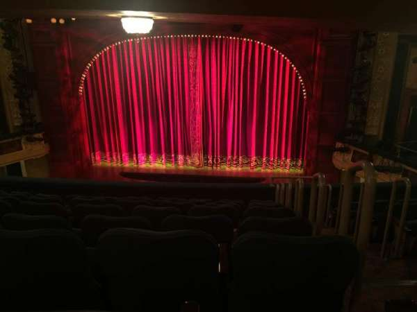 Shubert Theatre, section: Mezzanine, row: H, seat: 102