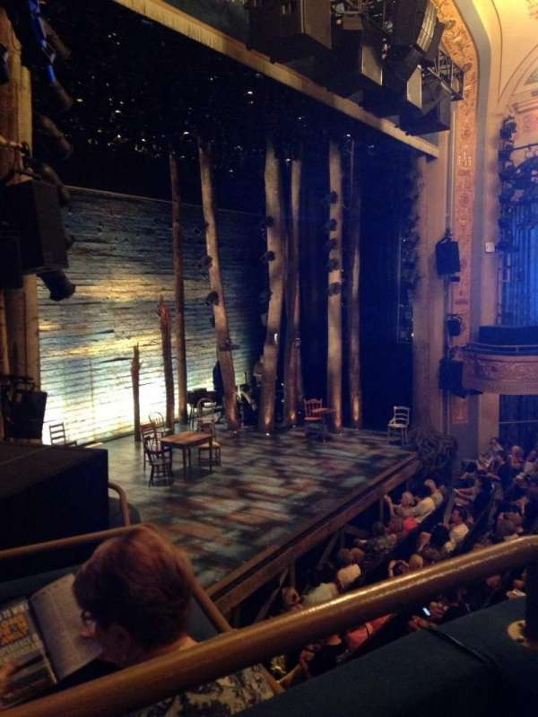 Gerald Schoenfeld Theatre, section: Box F, seat: 2
