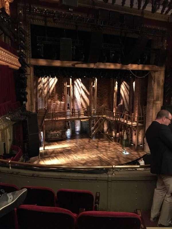 CIBC Theatre, section: Mezzanine L, row: D, seat: 5
